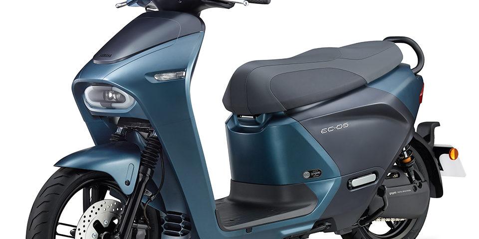 Yamaha EC05 - Gogoro  Electric Motorcycles News