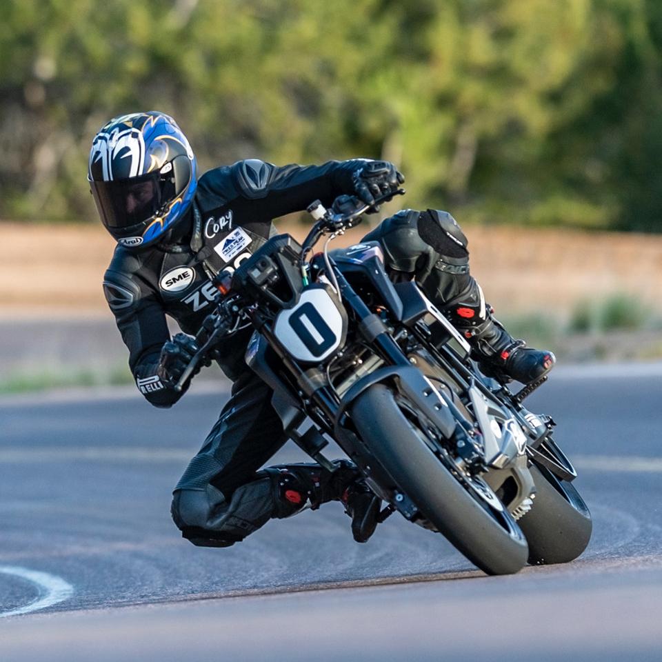 Zero Motorcycles   Pikes Peak International Hill Climb   Electric Motorcycles News