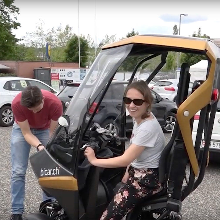Bi Car days May 2019 | Electric Motorcycles News