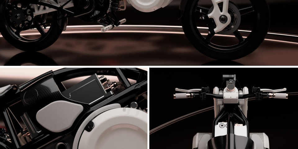 Psyche  The Lover  Curtiss Motorcycle Company   Electric Motorcycles News