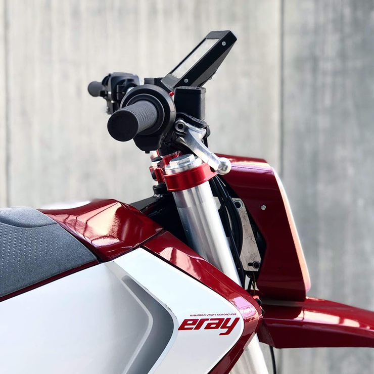 Elisava Racing Team  ERAY  Electric Motorcycles News