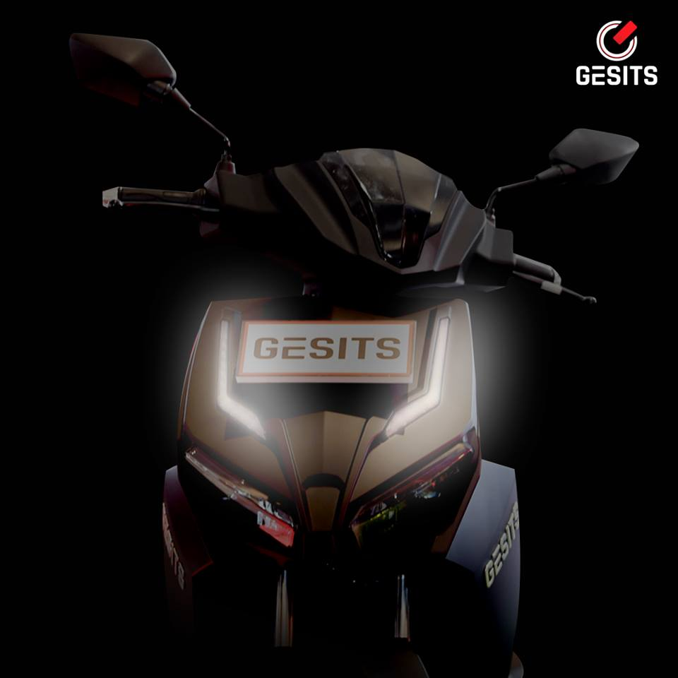Gesits - electric scooter Indonesia |  Electric Motorcycles News