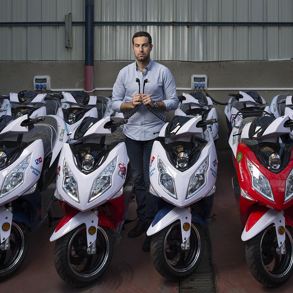 BLITZ 3000X  Electric Motorcycles News