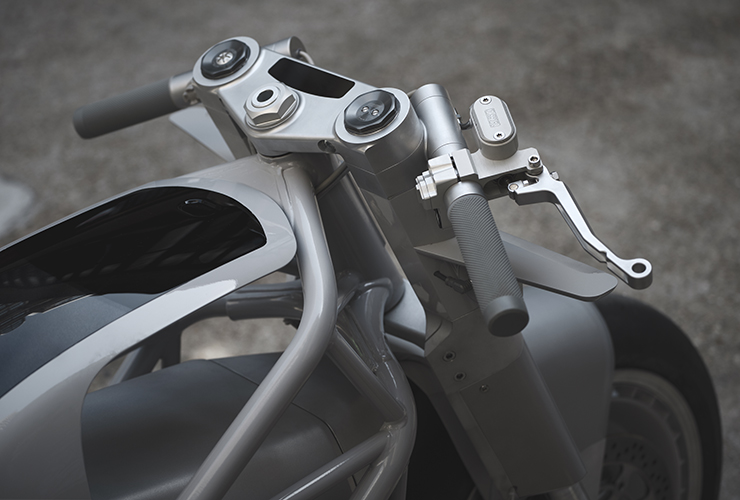 Hugo Eccles | Zero SR/F |Electric Motorcycles News