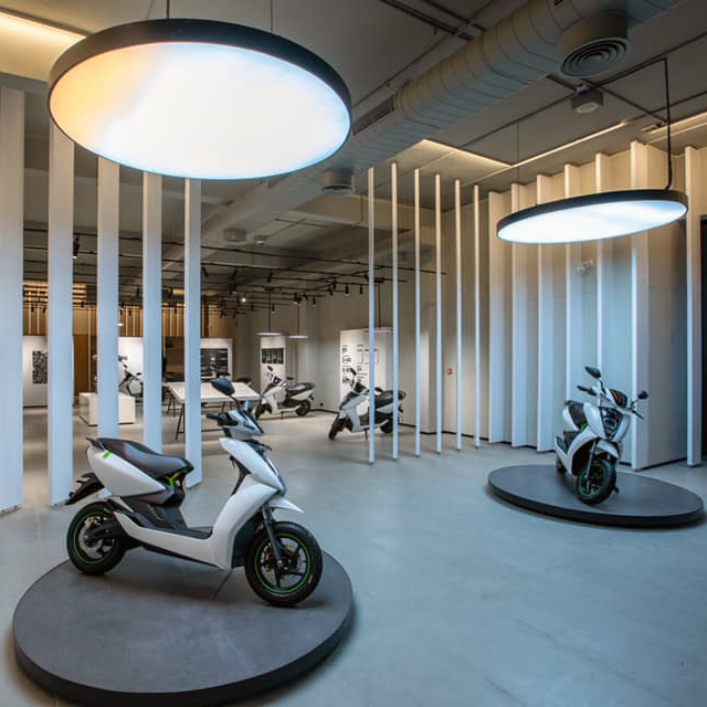 AtherSpace | Ather Energy | Electric Motorcycles News