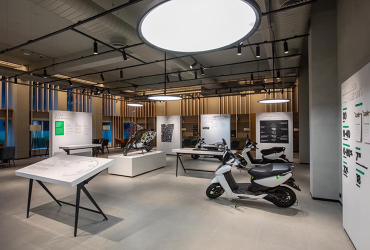 AtherSpace |Ather Energy |Electric Motorcycles News