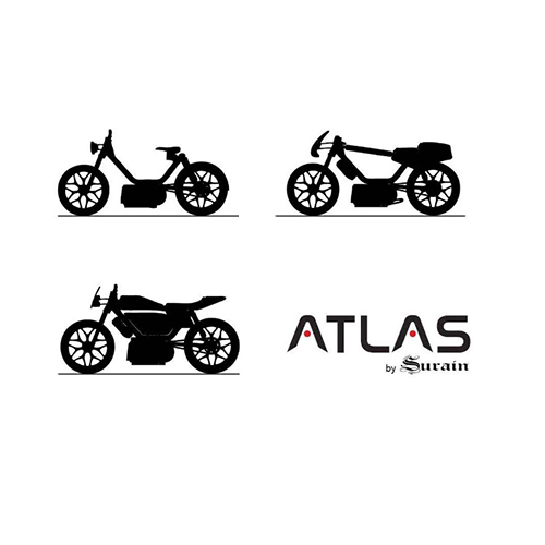 Benjamin Surain | Atlas Project | Béthune | Electric Motorcycles News