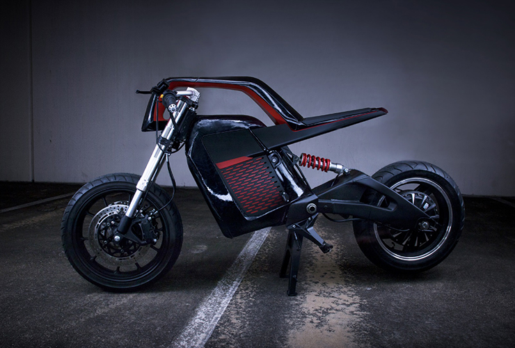 James Dyson Award - Maya - Josh Probst - Electric Motorcycles News