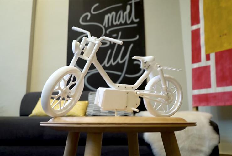 Benjamin Surain |Atlas Project |Béthune |Electric Motorcycles News