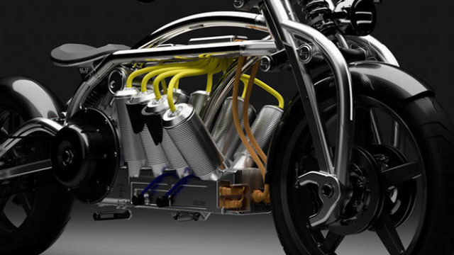 Zeus Radial V8 | Electric Motorcycles News