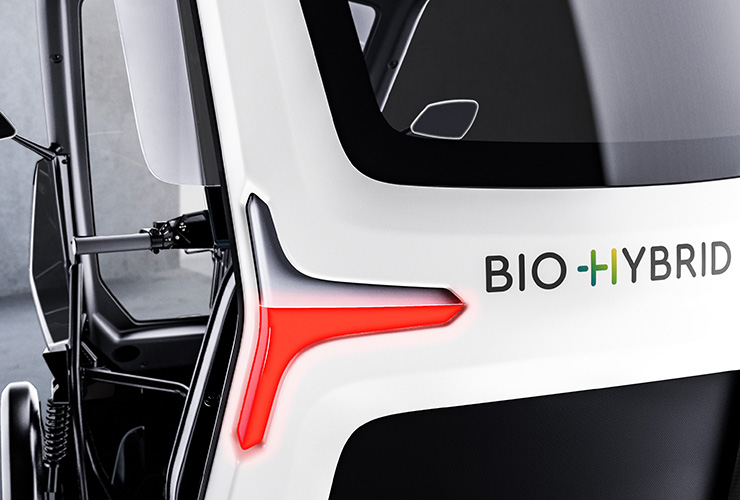 Bio-Hybrid | Electric Motorcycles News