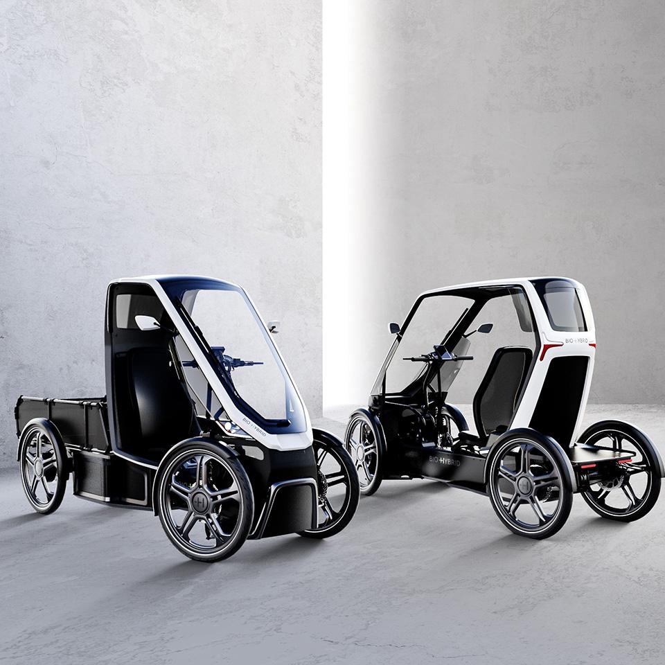 Bio-Hybrid   Electric Motorcycles News