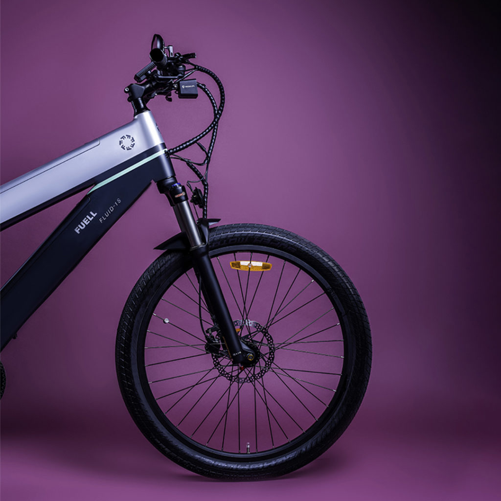 Fluid crowdfunding campaign |Electric Motorcycles News