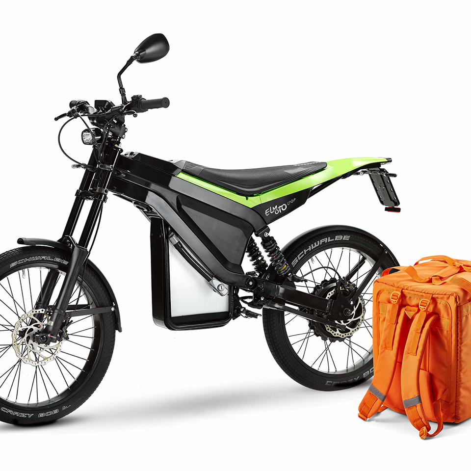 Govecs Group Cargo Solutions | Electric Motorcycles News