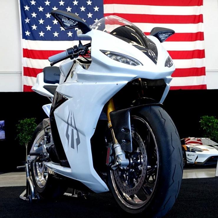 Lightning Motorcycles  Interviex Richerd Hatfield  Electric Motorcycles News