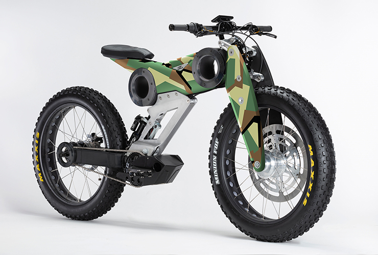Moto Parilla | Electric Motorcycles News