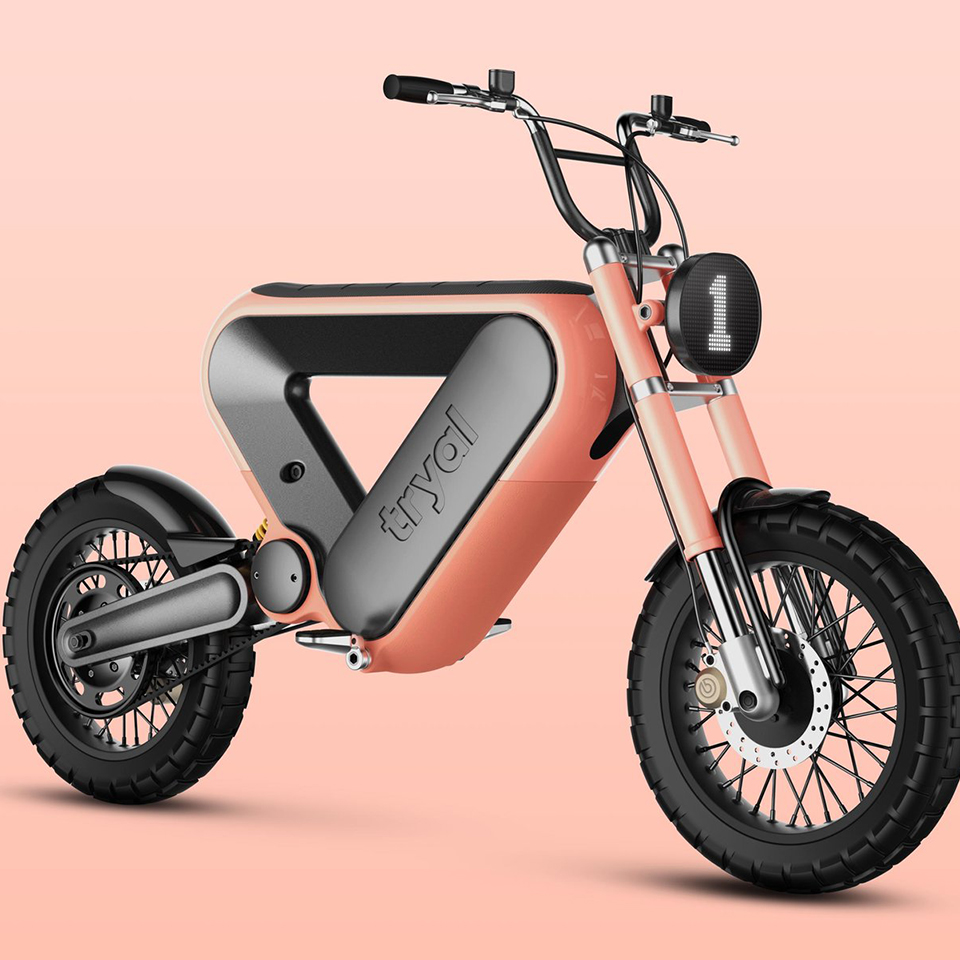 Erik Askin | Rizoma Design Challenge | Electric Motorcycles News