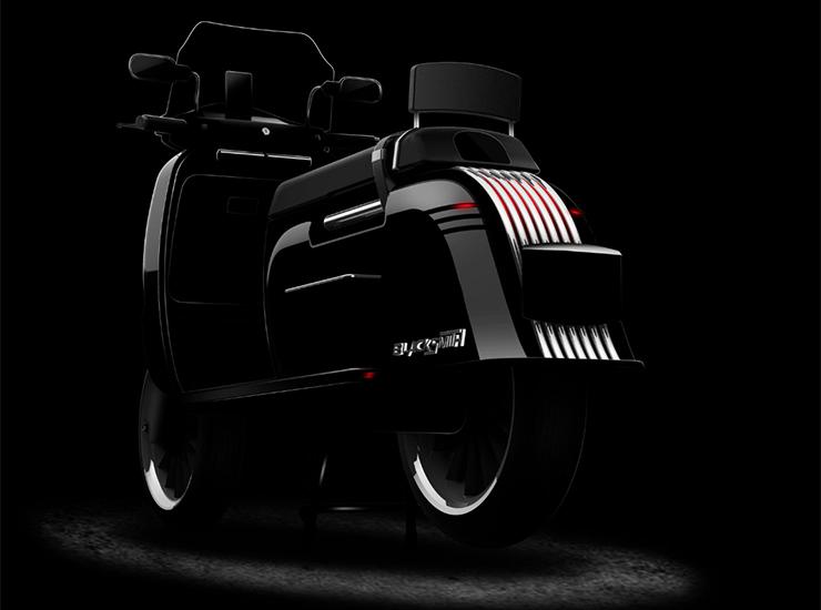 Blacksmith electric model B3 |Electric Motorcycles News