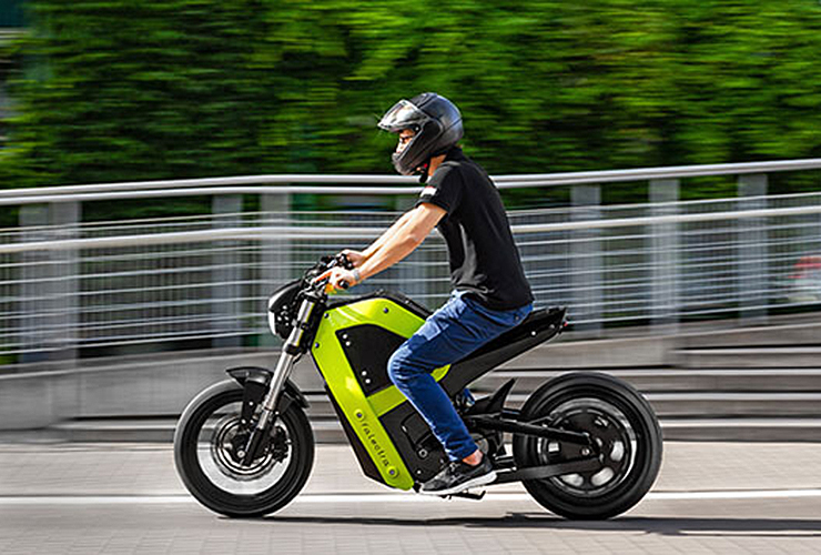 Falectra | Zortrax 3D printing | Electric Motorcycles News
