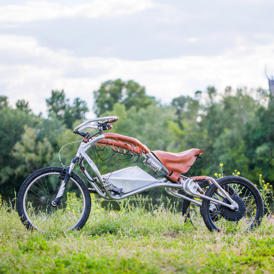 Electro Horse | Anton Filipenko | Electric Motorcycles News