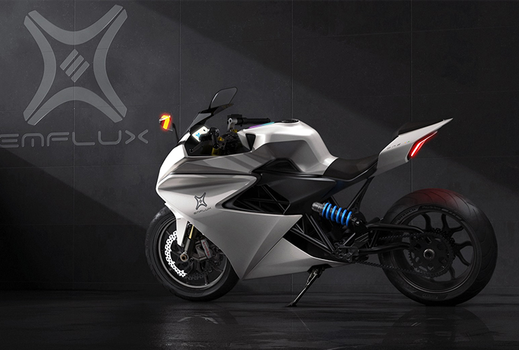 Emflux Motors One | Electric Motorcycles News