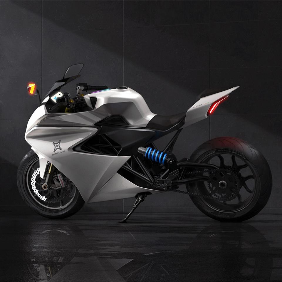 Emflux Motors One |Electric Motorcycles News