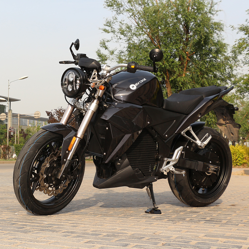 Evoke Electric Motorcycles Urban series 2020 | Electric Motorcycles News
