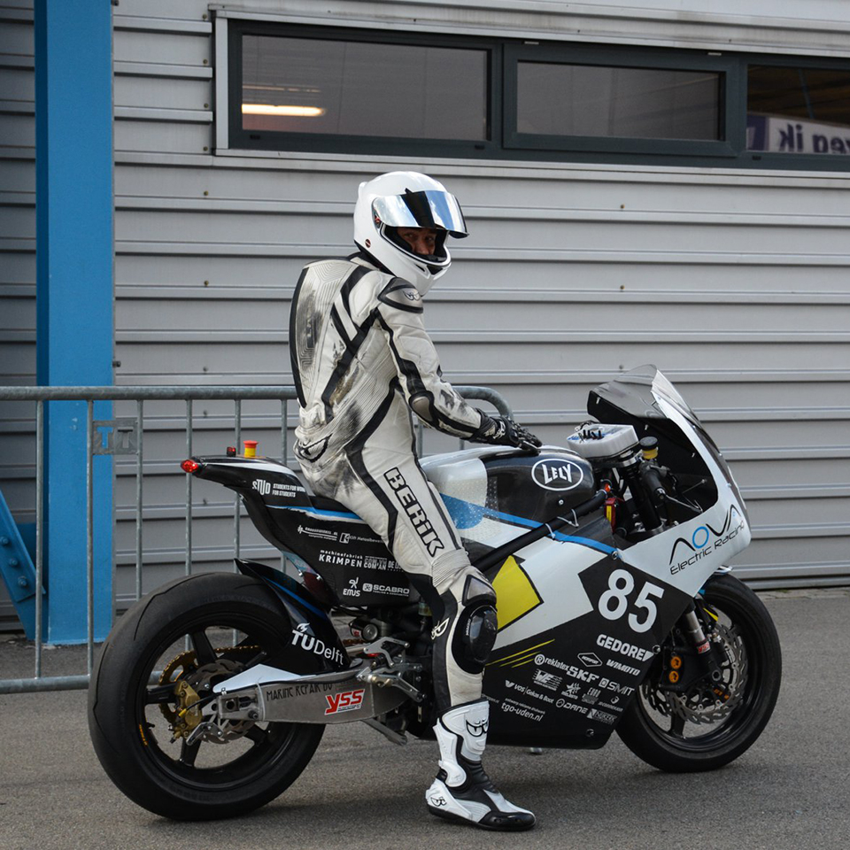 Open eSBK Racing | Nova Electric Racing | Electric Motorcycles News