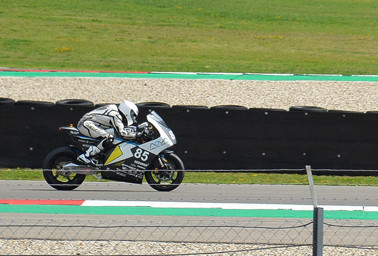 Open eSBK Racing |Nova Electric Racing |Electric Motorcycles News