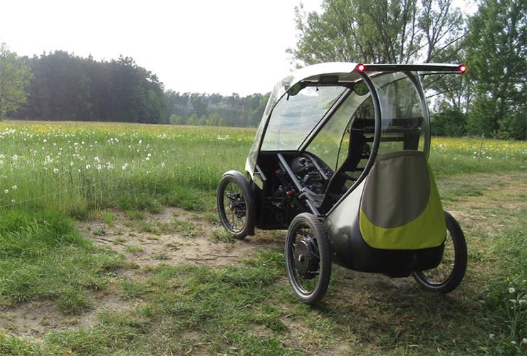 Pedilio Velomobile | Noticias de Motos Eléctricas