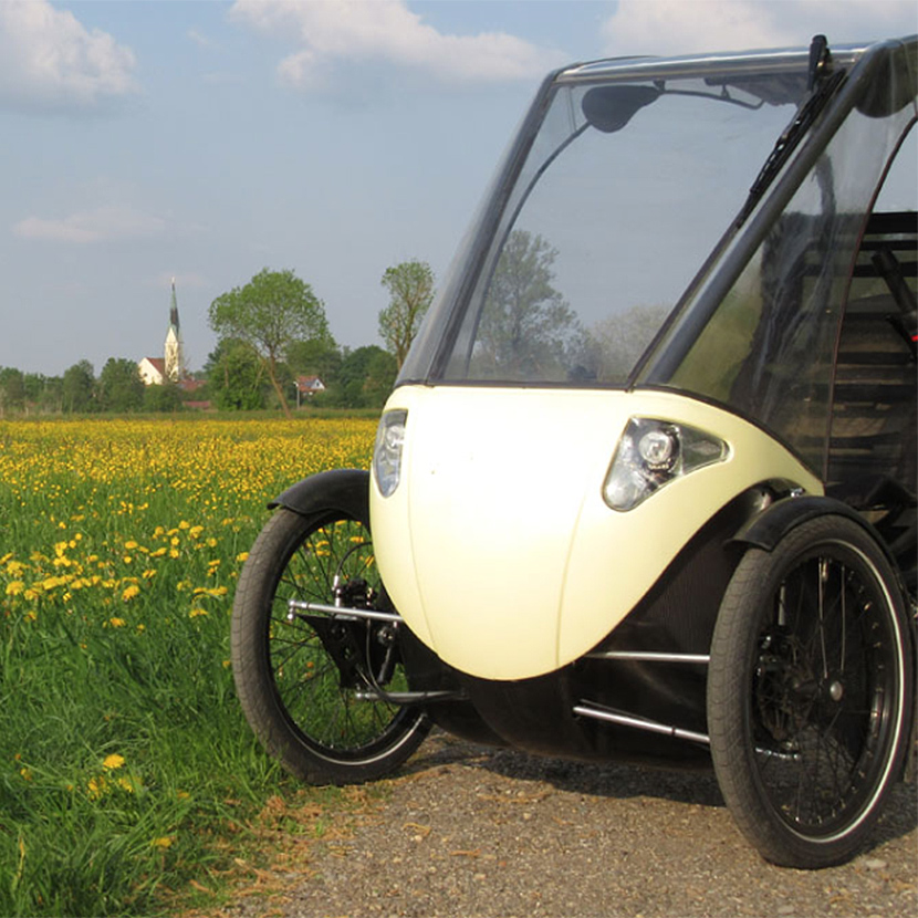 Pedilio Velomobile | Electric Motorcycles News