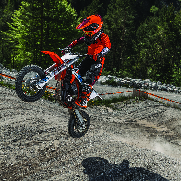 KTM SX-E 5 Junior E-model | Electric Motorcycles News