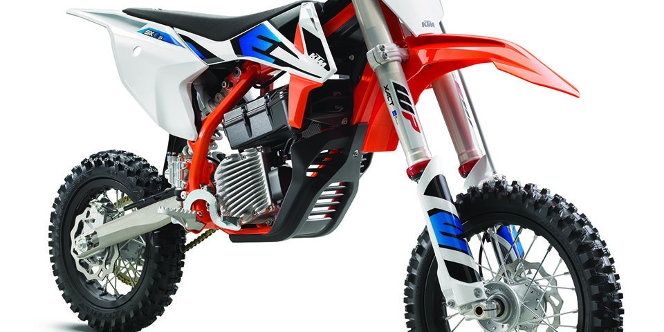 KTM SX-E 5 Junior E-model   Electric Motorcycles News