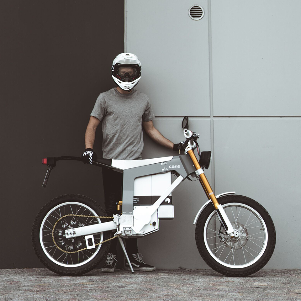 Cake investment |Electric Motorcycles News