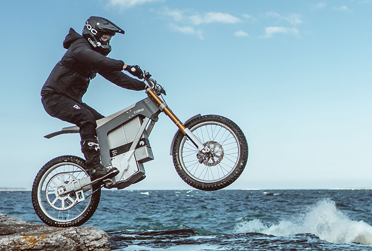 Cake investment | Electric Motorcycles News
