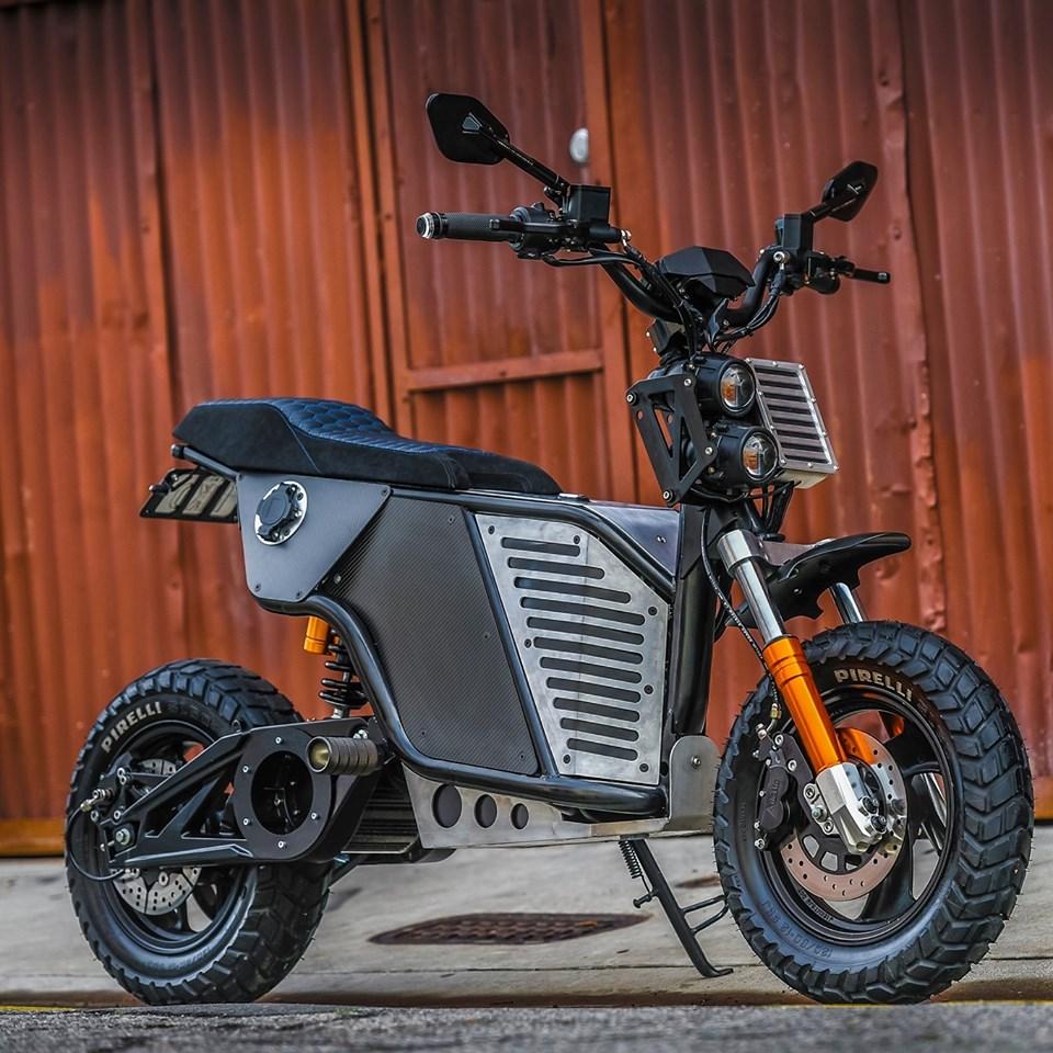 Fonzarelli NKD |Electric Motorcycles News