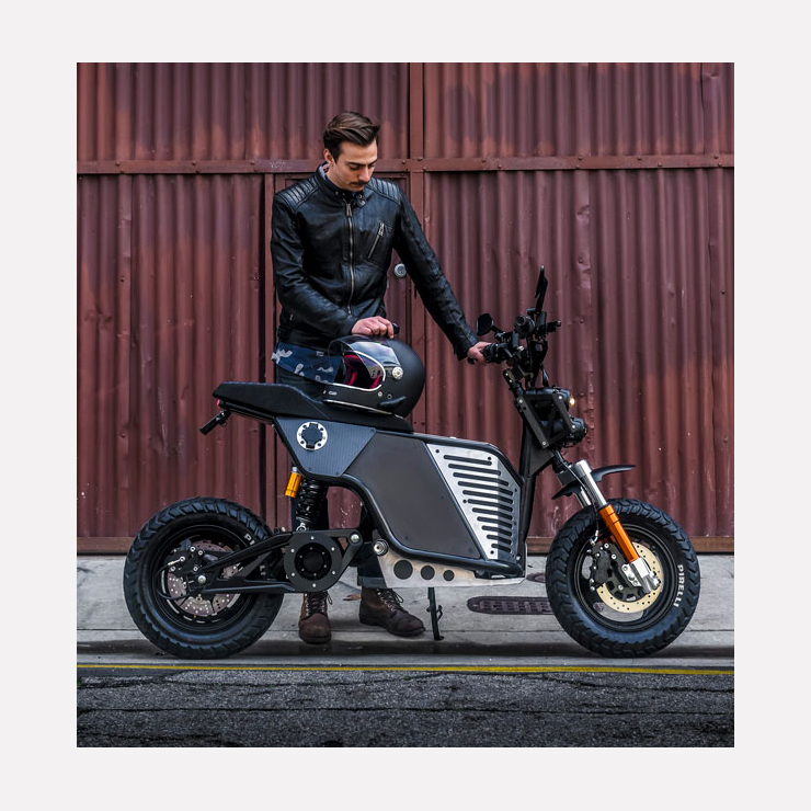 Fonzarelli NKD | Electric Motorcycles News