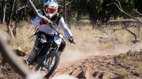 Electric Cycle Rider | Tucker Neary | Electric Motorcycles News