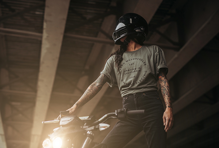 Zero Motorcycles Clothing |Electric Motorcycles News