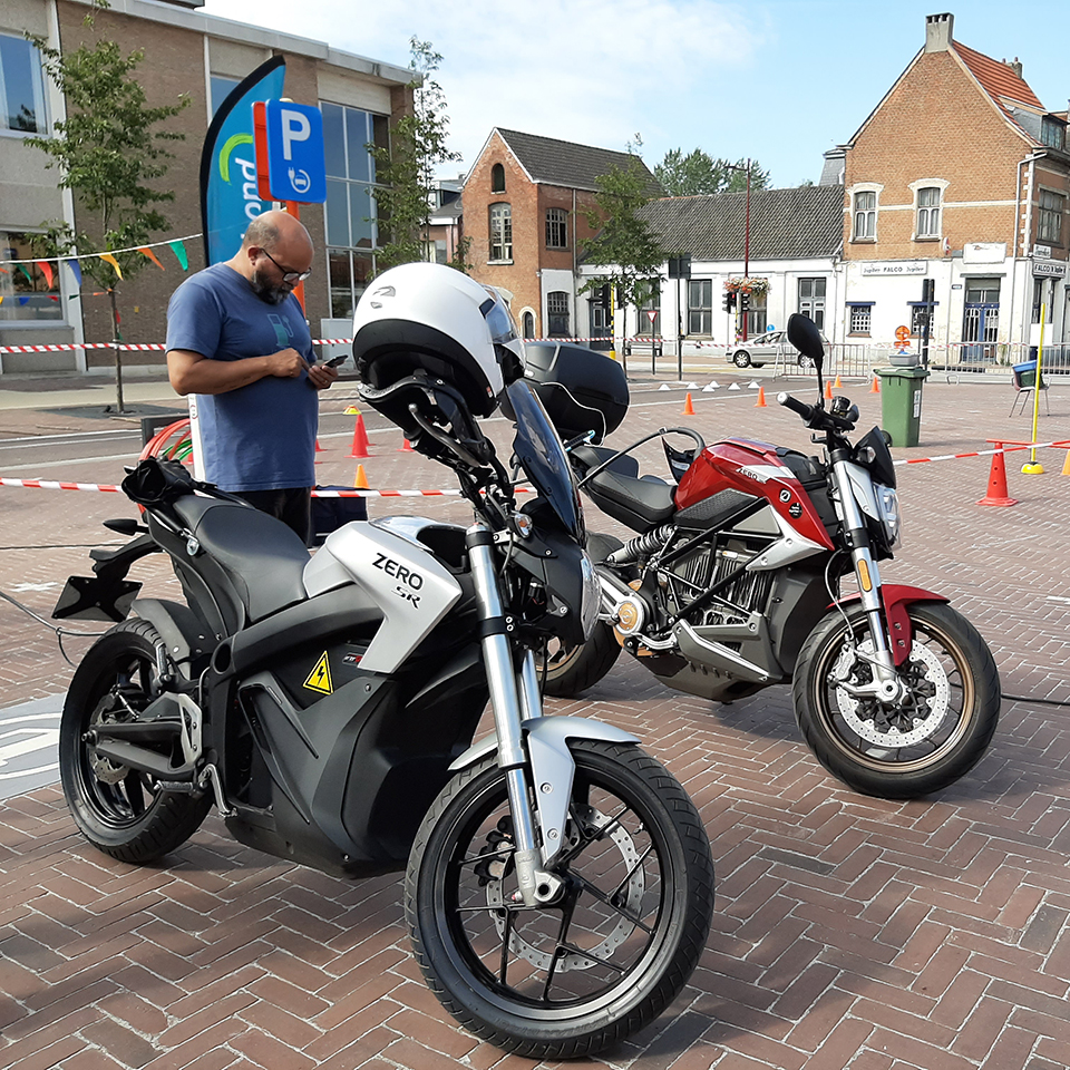 Boechout | Car free Sunday | Electric Motorcycles News