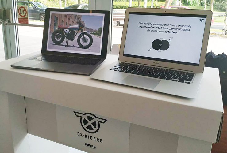 ØX Riders | Electric Motorcycles News