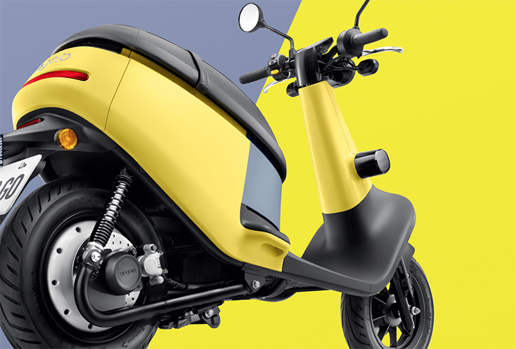 Gogoro Viva Smartscooter | Electric Motorcycles News