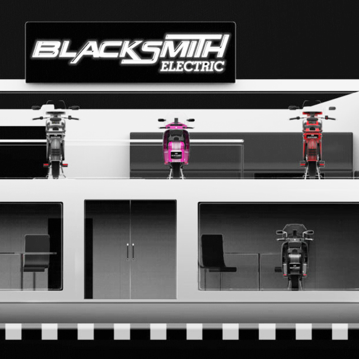Blacksmith Electric |Electric Motorcycles News