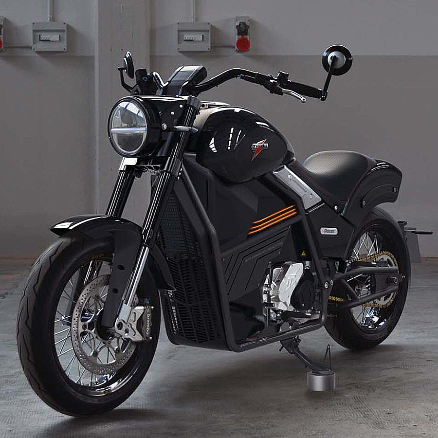 Tacita Urban Cruiser | Electric Motorcycles News