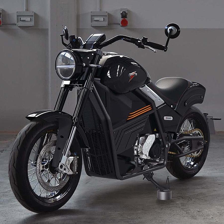 Tacita Urban Cruiser |Electric Motorcycles News