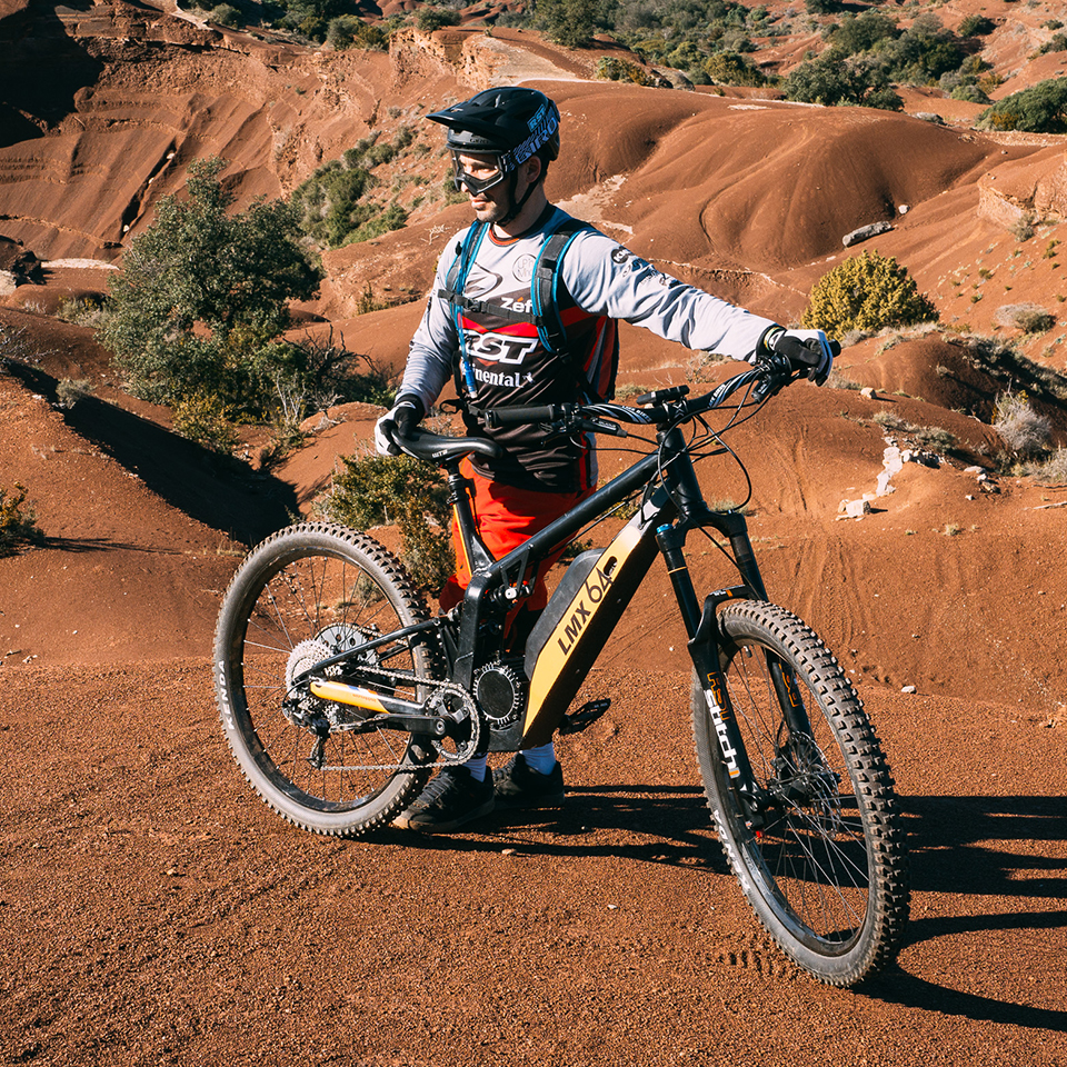 LMX 64H offroad performance e-bike |electric motorcycles news