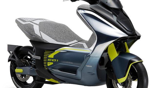 Yamaha Motor Tokyo Motor Show   Electric Motorcycles News