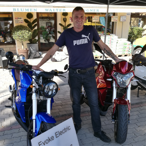 Evoke Electric Motorcycles |Electric Motorcycles News