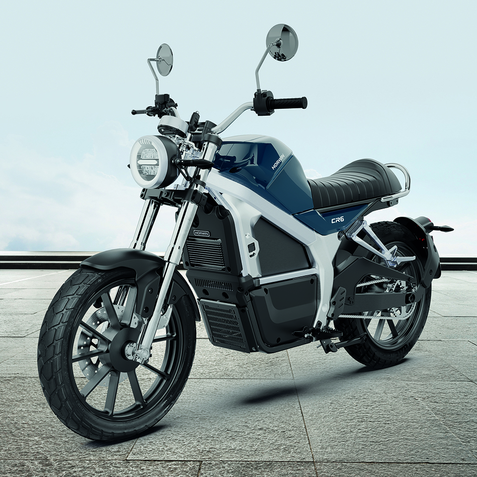 Horwin electric motorcycle  Electric Motorcycles News