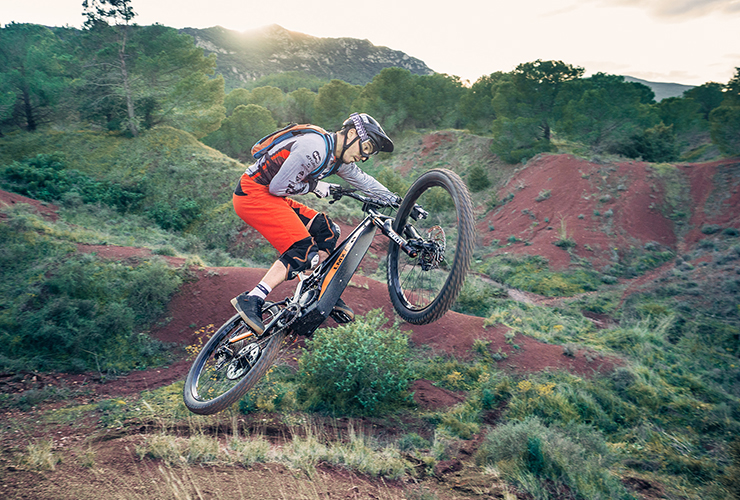 LMX 64H offroad performance e-bike | electric motorcycles news